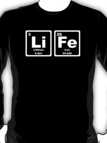 Life - Periodic Table T-Shirt