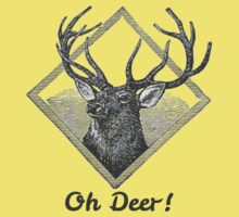 Oh Deer! Kids Clothes