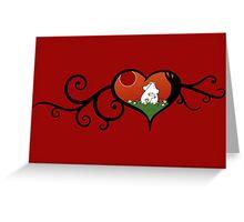 Moomin True Love Greeting Card