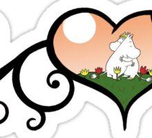 Moomin True Love Sticker