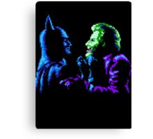 8BitBat Canvas Print