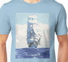 Sailboat Unisex T-Shirt