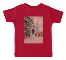 Big Ben and Winston Churchill Kids Tee