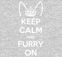 Keep Calm and Furry On One Piece - Long Sleeve
