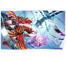 Guilty Crown Inori Poster