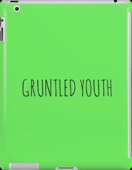 GRUNTLED YOUTH by Bundjum