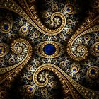 Infinity's Eye by Ross Hilbert