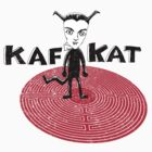 Kafka Cat Metamorphosis by SusanSanford