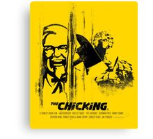 The Chicking Canvas Print