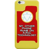 My other ___ runs on ____ iPhone Case/Skin
