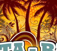 Kuta-Bali The Last Paradise Sticker