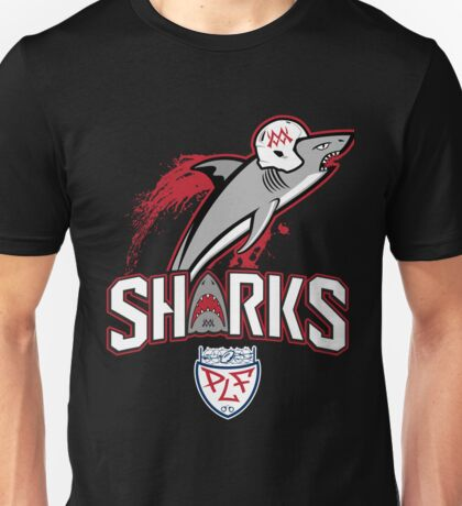 Sharks Football T-Shirt
