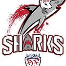 Sharks Football by Summo13