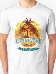 Langkawi The Last Paradise Unisex T-Shirt