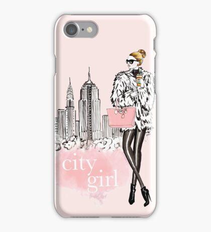 City Girl iPhone Case/Skin