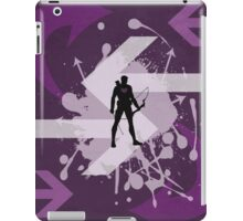 Hawkeye Arrow Print iPad Case/Skin