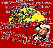 Barney Stinson - Merry Christmas by Charenne