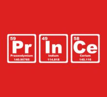 Prince - Periodic Table One Piece - Short Sleeve