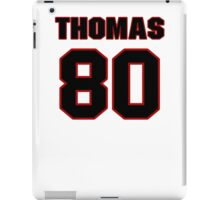 NFL Player Julius Thomas eighty 80 iPad Case/Skin