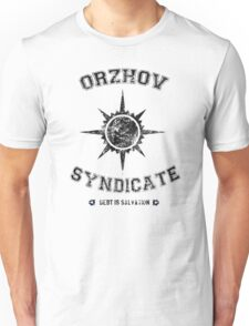 Orzhov Syndicate Guild Unisex T-Shirt