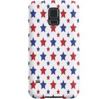 Patriotic Stars Samsung Galaxy Case/Skin