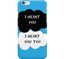 I Heart You iPhone Case/Skin