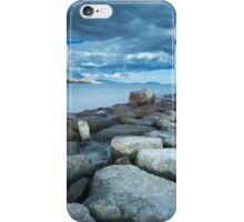 Rocks and Clouds iPhone Case/Skin