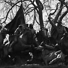 Ulysses S. Grant Memorial - Cavalry Group by Matsumoto