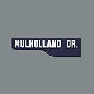 Mulholland Drive by SJ-Graphics