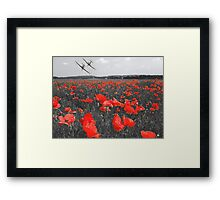 The Few - Includes donation to the Poppy Appeal Framed Print