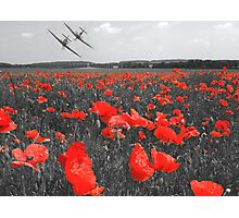The Few - Includes donation to the Poppy Appeal Photographic Print