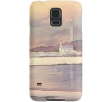Provincetown Evening Lights Samsung Galaxy Case/Skin