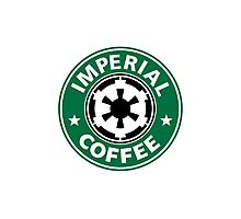 Imperial Coffee Photographic Print
