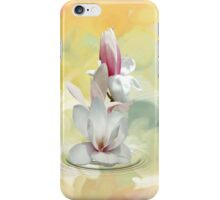 Magnolien iPhone Case/Skin