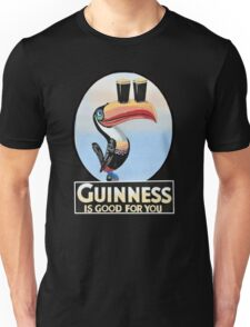 VINTAGE GUINNESS TOUCAN Unisex T-Shirt
