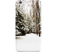 Virgin Snow iPhone Case/Skin