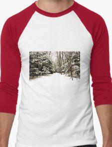 Virgin Snow Men's Baseball ¾ T-Shirt