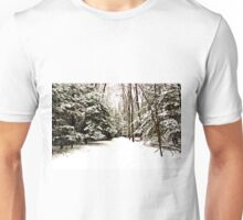 Virgin Snow Unisex T-Shirt