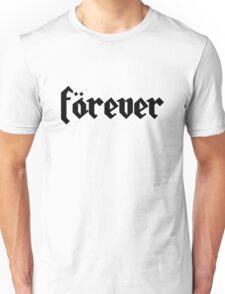Motörhead Forever white Unisex T-Shirt