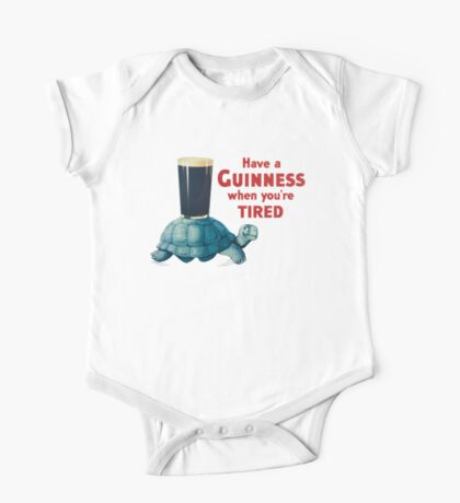VINTAGE GUINNESS TURTLE One Piece - Short Sleeve