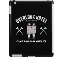 Overlook Hotel iPad Case/Skin