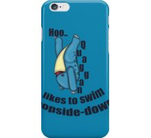 Adorable Quaggan iPhone Case/Skin
