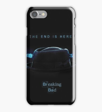 Breaking Bad - The hat iPhone Case/Skin