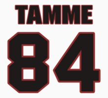 NFL Player Jacob Tamme eightyfour 84 by imsport
