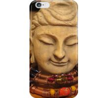 Beaded Neck Rings iPhone Case/Skin