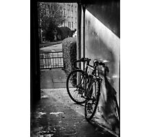 Cycling Photographic Print