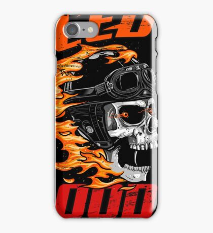 Speed is in My Blood iPhone Case/Skin