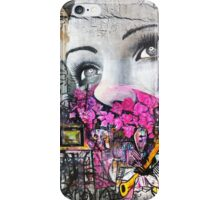 Hosier Lane Graffiti iPhone Case/Skin