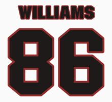 NFL Player Brandon Williams eightysix 86 by imsport
