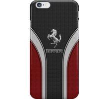 Ferrari Lover [NEW ~ Silver] iPhone Case/Skin
